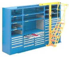 Charmant Lista Storage Wall® Systems